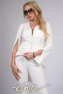 Бяло сако със стил